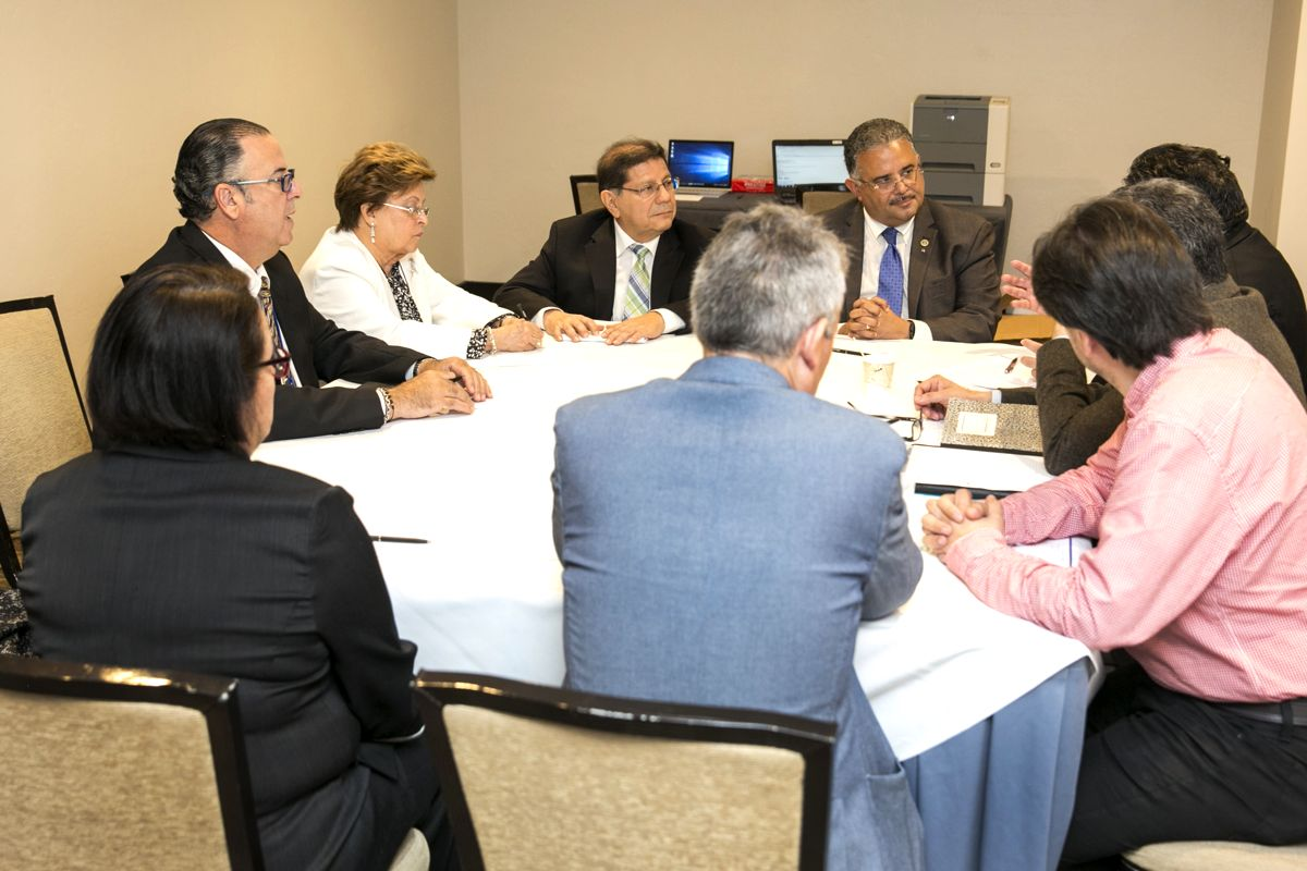 Taller Subregional sobre Prevención y Control del Dengue